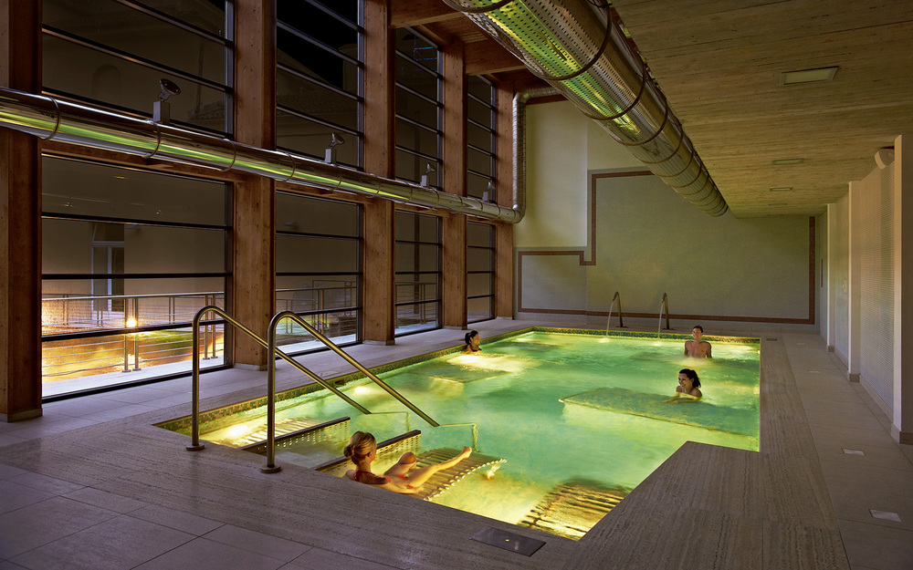 Beauty e spa ad acqui terme albergo rond - Piscina acqui terme ...
